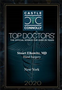 Castle Connolly Top Doctor 2020